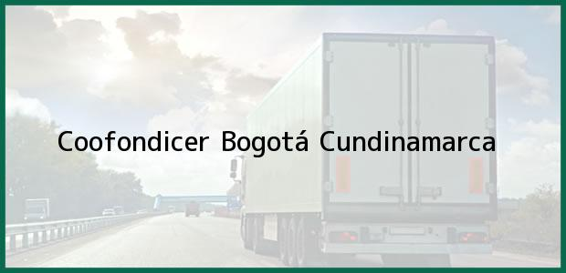 Teléfono, Dirección y otros datos de contacto para Coofondicer, Bogotá, Cundinamarca, Colombia
