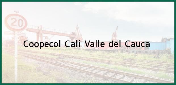 Teléfono, Dirección y otros datos de contacto para Coopecol, Cali, Valle del Cauca, Colombia