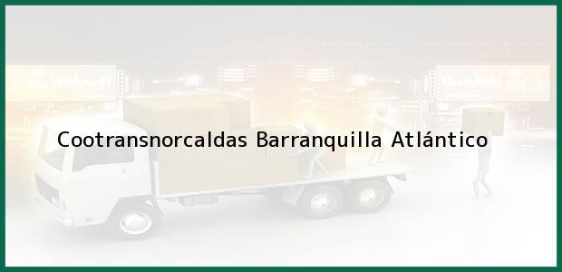 Teléfono, Dirección y otros datos de contacto para Cootransnorcaldas, Barranquilla, Atlántico, Colombia