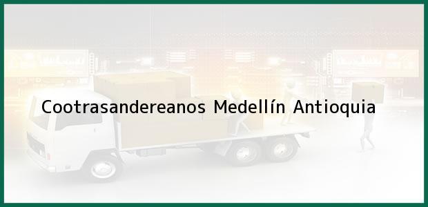 Teléfono, Dirección y otros datos de contacto para Cootrasandereanos, Medellín, Antioquia, Colombia