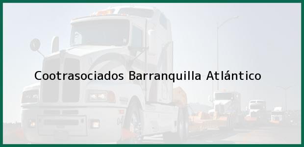 Teléfono, Dirección y otros datos de contacto para Cootrasociados, Barranquilla, Atlántico, Colombia