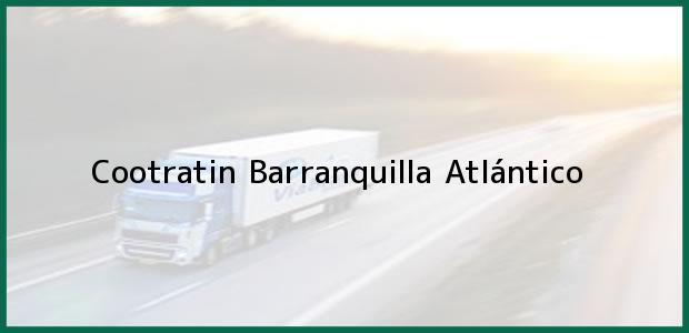Teléfono, Dirección y otros datos de contacto para Cootratin, Barranquilla, Atlántico, Colombia