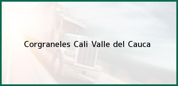 Teléfono, Dirección y otros datos de contacto para Corgraneles, Cali, Valle del Cauca, Colombia