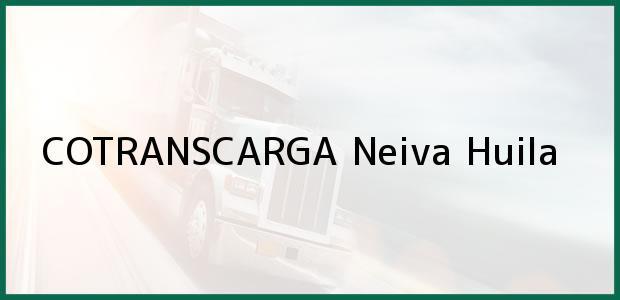 Teléfono, Dirección y otros datos de contacto para COTRANSCARGA, Neiva, Huila, Colombia
