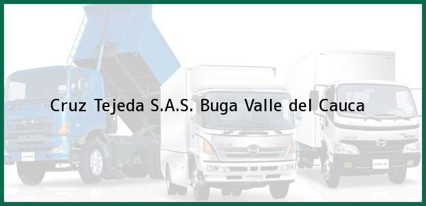 Teléfono, Dirección y otros datos de contacto para Cruz Tejeda S.A.S., Buga, Valle del Cauca, Colombia