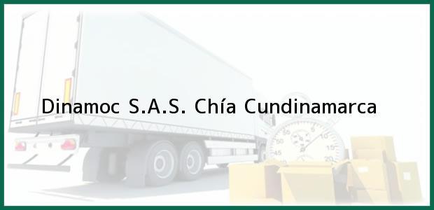 Teléfono, Dirección y otros datos de contacto para Dinamoc S.A.S., Chía, Cundinamarca, Colombia