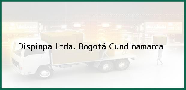 Teléfono, Dirección y otros datos de contacto para Dispinpa Ltda., Bogotá, Cundinamarca, Colombia