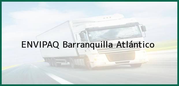 Teléfono, Dirección y otros datos de contacto para ENVIPAQ, Barranquilla, Atlántico, Colombia