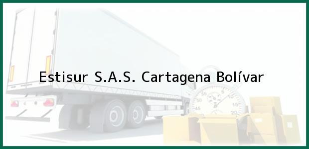 Teléfono, Dirección y otros datos de contacto para Estisur S.A.S., Cartagena, Bolívar, Colombia