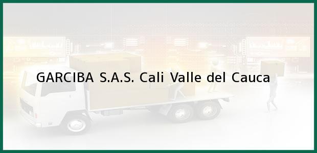 Teléfono, Dirección y otros datos de contacto para GARCIBA S.A.S., Cali, Valle del Cauca, Colombia