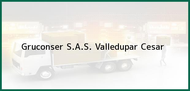 Teléfono, Dirección y otros datos de contacto para Gruconser S.A.S., Valledupar, Cesar, Colombia