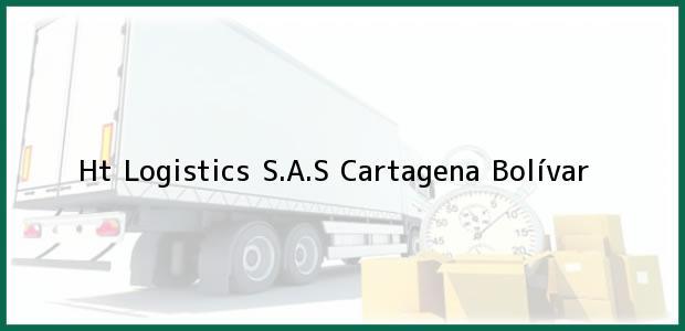 Teléfono, Dirección y otros datos de contacto para Ht Logistics S.A.S, Cartagena, Bolívar, Colombia