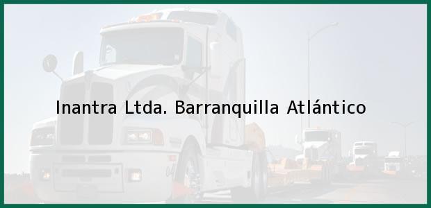 Teléfono, Dirección y otros datos de contacto para Inantra Ltda., Barranquilla, Atlántico, Colombia