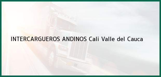 Teléfono, Dirección y otros datos de contacto para INTERCARGUEROS ANDINOS, Cali, Valle del Cauca, Colombia