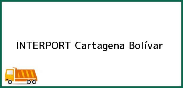 Teléfono, Dirección y otros datos de contacto para INTERPORT, Cartagena, Bolívar, Colombia