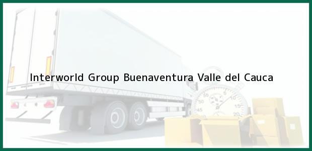 Teléfono, Dirección y otros datos de contacto para Interworld Group, Buenaventura, Valle del Cauca, Colombia