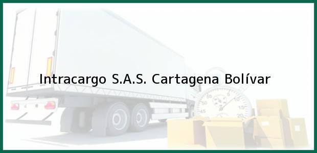 Teléfono, Dirección y otros datos de contacto para Intracargo S.A.S., Cartagena, Bolívar, Colombia