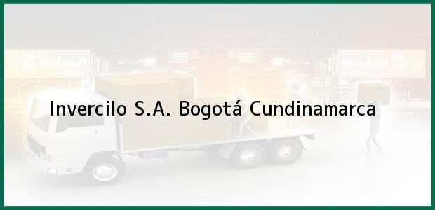 Teléfono, Dirección y otros datos de contacto para Invercilo S.A., Bogotá, Cundinamarca, Colombia
