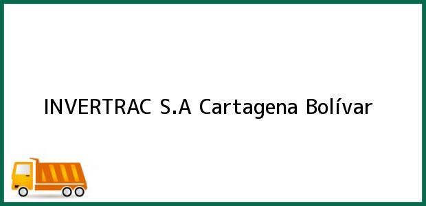 Teléfono, Dirección y otros datos de contacto para INVERTRAC S.A, Cartagena, Bolívar, Colombia