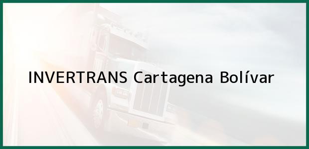 Teléfono, Dirección y otros datos de contacto para INVERTRANS, Cartagena, Bolívar, Colombia
