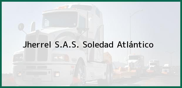 Teléfono, Dirección y otros datos de contacto para Jherrel S.A.S., Soledad, Atlántico, Colombia
