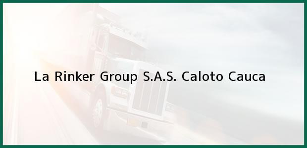 Teléfono, Dirección y otros datos de contacto para La Rinker Group S.A.S., Caloto, Cauca, Colombia