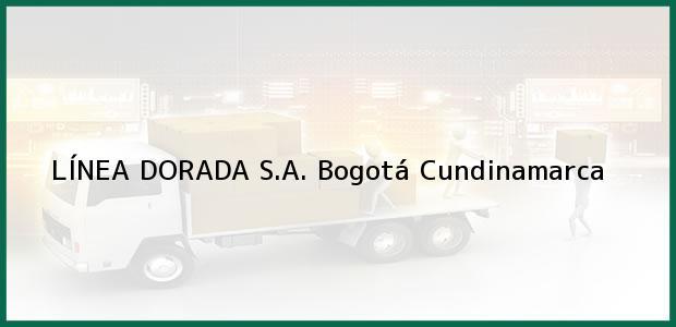 Teléfono, Dirección y otros datos de contacto para LÍNEA DORADA S.A., Bogotá, Cundinamarca, Colombia
