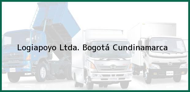 Teléfono, Dirección y otros datos de contacto para Logiapoyo Ltda., Bogotá, Cundinamarca, Colombia