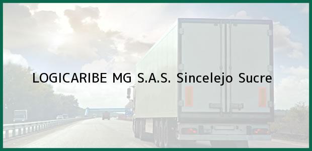 Teléfono, Dirección y otros datos de contacto para Logicaribe Mg S.A.S., Sincelejo, Sucre, Colombia