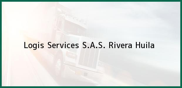 Teléfono, Dirección y otros datos de contacto para Logis Services S.A.S., Rivera, Huila, Colombia