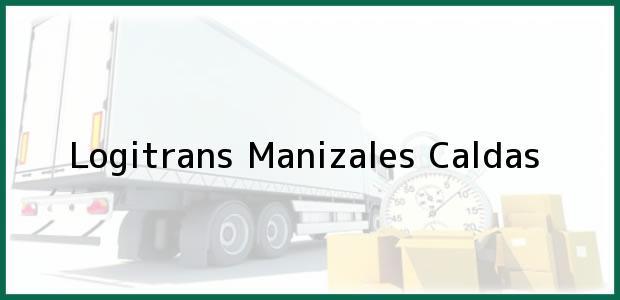 Teléfono, Dirección y otros datos de contacto para Logitrans, Manizales, Caldas, Colombia