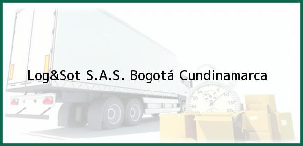 Teléfono, Dirección y otros datos de contacto para Log&Sot S.A.S., Bogotá, Cundinamarca, Colombia