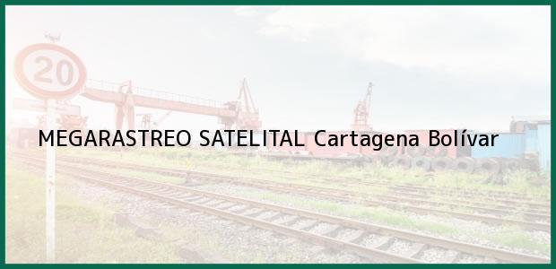 Teléfono, Dirección y otros datos de contacto para MEGARASTREO SATELITAL, Cartagena, Bolívar, Colombia