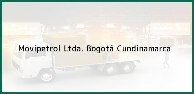 Teléfono, Dirección y otros datos de contacto para Movipetrol Ltda., Bogotá, Cundinamarca, Colombia