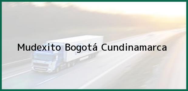 Teléfono, Dirección y otros datos de contacto para Mudexito, Bogotá, Cundinamarca, Colombia
