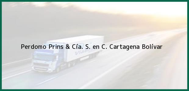 Teléfono, Dirección y otros datos de contacto para Perdomo Prins & Cía. S. en C., Cartagena, Bolívar, Colombia
