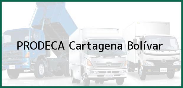 Teléfono, Dirección y otros datos de contacto para PRODECA, Cartagena, Bolívar, Colombia