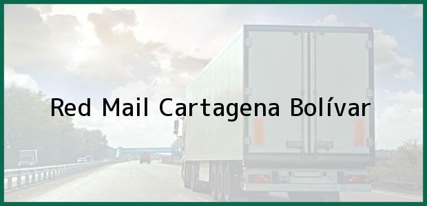 Teléfono, Dirección y otros datos de contacto para Red Mail, Cartagena, Bolívar, Colombia