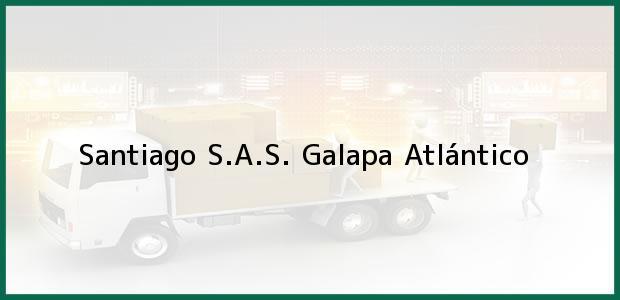 Teléfono, Dirección y otros datos de contacto para Santiago S.A.S., Galapa, Atlántico, Colombia