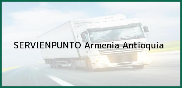 Teléfono, Dirección y otros datos de contacto para SERVIENPUNTO, Armenia, Antioquia, Colombia