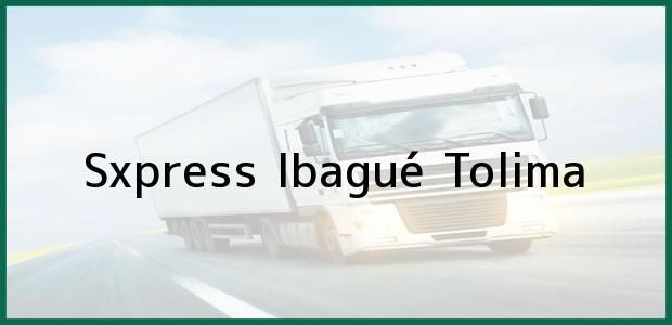 Teléfono, Dirección y otros datos de contacto para Sxpress, Ibagué, Tolima, Colombia