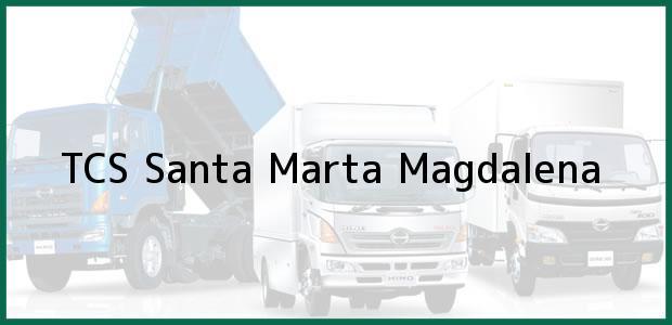 Teléfono, Dirección y otros datos de contacto para TCS, Santa Marta, Magdalena, Colombia