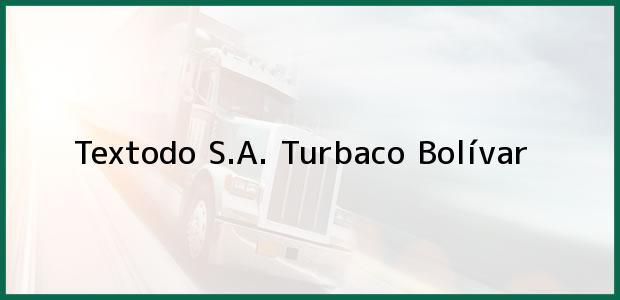 Teléfono, Dirección y otros datos de contacto para Textodo S.A., Turbaco, Bolívar, Colombia