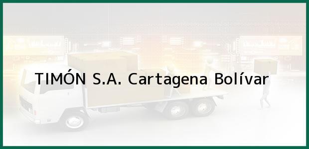 Teléfono, Dirección y otros datos de contacto para TIMÓN S.A., Cartagena, Bolívar, Colombia