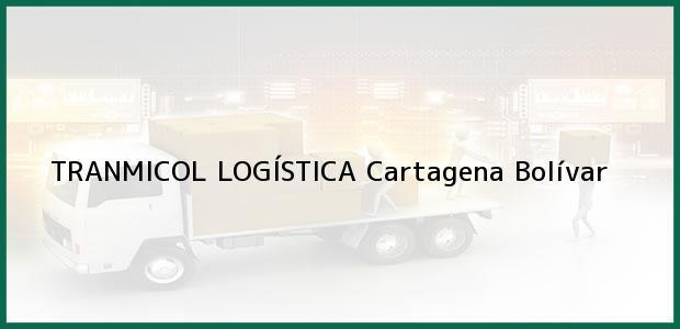 Teléfono, Dirección y otros datos de contacto para TRANMICOL LOGÍSTICA, Cartagena, Bolívar, Colombia