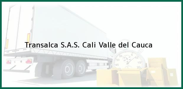 Teléfono, Dirección y otros datos de contacto para Transalca S.A.S., Cali, Valle del Cauca, Colombia