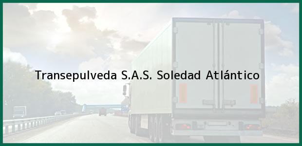 Teléfono, Dirección y otros datos de contacto para Transepulveda S.A.S., Soledad, Atlántico, Colombia