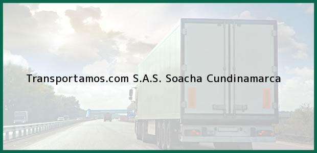 Teléfono, Dirección y otros datos de contacto para Transportamos.com S.A.S., Soacha, Cundinamarca, Colombia