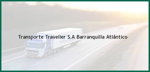 Teléfono, Dirección y otros datos de contacto para Transporte Traveller S.A, Barranquilla, Atlántico, Colombia