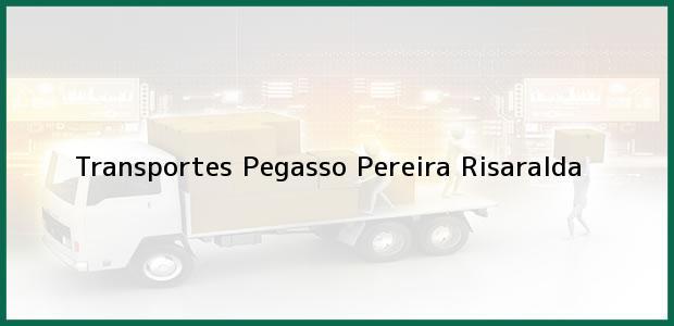 Teléfono, Dirección y otros datos de contacto para Transportes Pegasso, Pereira, Risaralda, Colombia